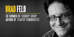 Ep72: The Authentic Entrepreneur: A Conversation with Brad Feld