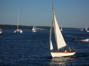Sailboat, Photo by Beth L Buelow