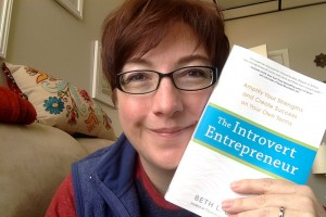 Virtual Book Group The Introvert Entrepreneur Beth Buelow