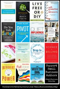 SmallBusinessSaturday Book Covers